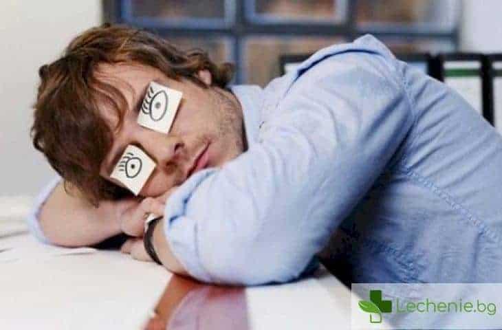 Най-ефективните съвети как да не заспивате на работното място