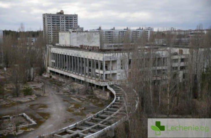 Чернобил ще сее рак в Европа поне до 2065 г, предимно на щитовидната жлеза