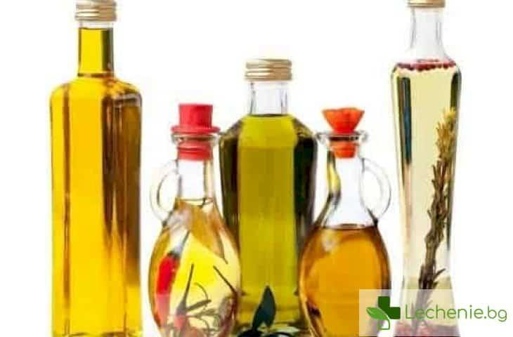 Топ 5 на най-полезните за здравето трапезни растителни масла