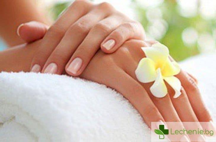 Грижа за ръцете - какво да правите, ако кожата ви съхне и се напуква