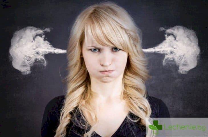 Раздразнителност - черта на характера или симптом на заболяване