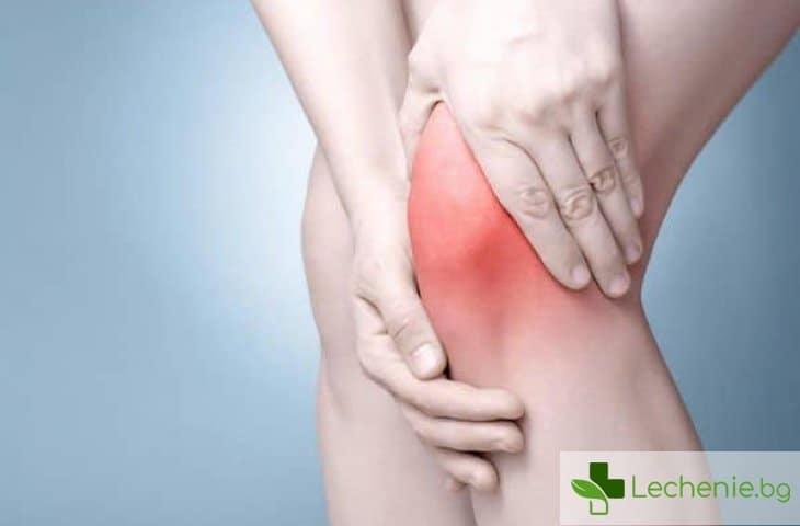 Разтежение на връзки на коляното и глезена - симптоми и лечение