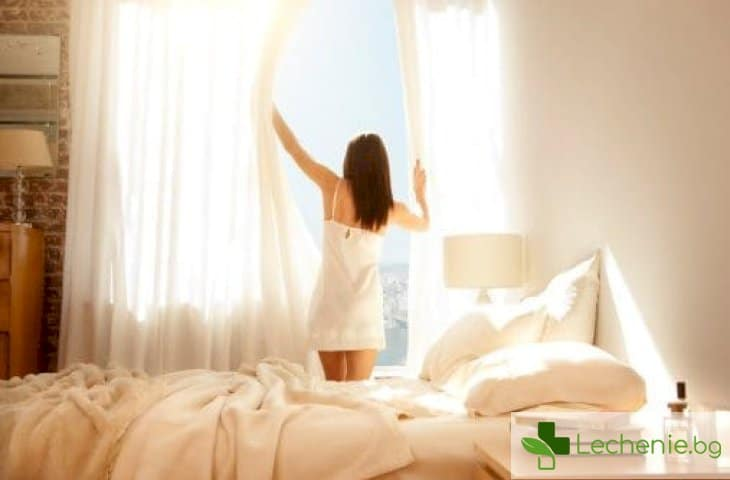 Топ 5 причини да се събуждате преди 8 сутринта