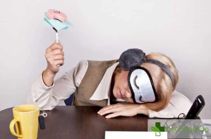 5 ежедневни храни, които ви правят сънливи