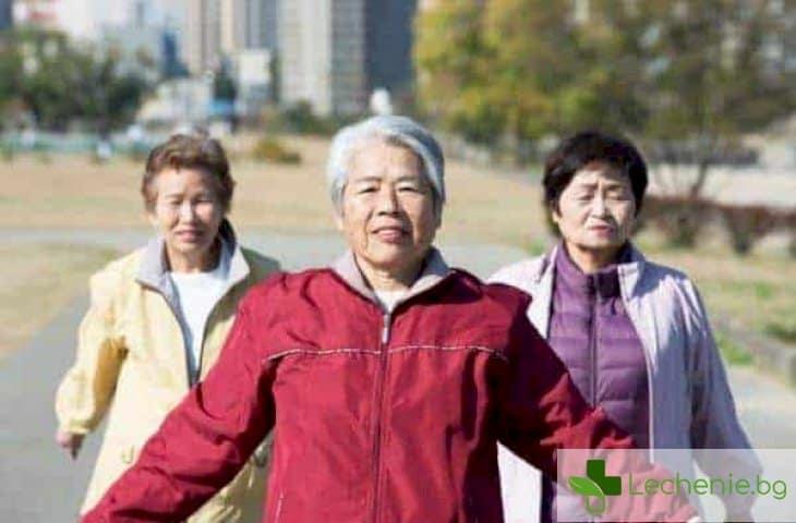 Повече ядене и по-малко сън - топ 5 тайни на японското дълголетие