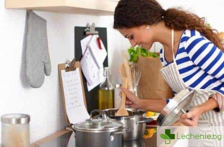 Топ 9 вредни съставки в домашно приготвената храна