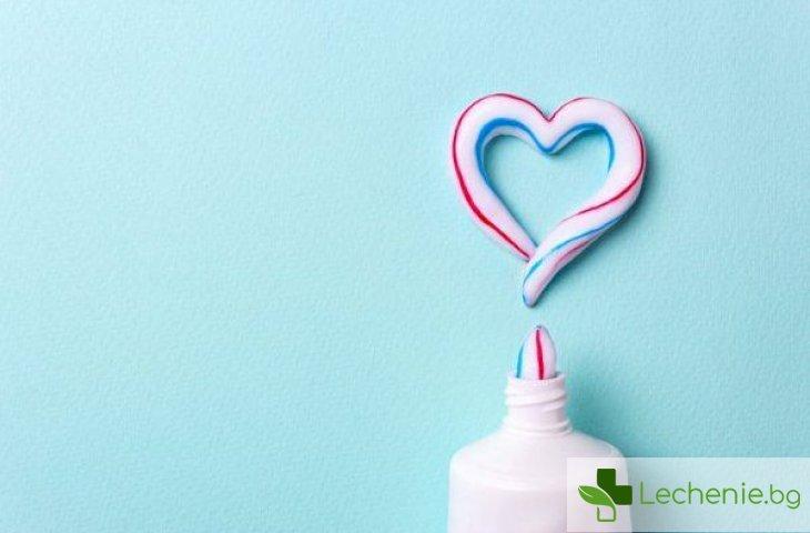 Топ 5 задължителни съставки в пастата за зъби