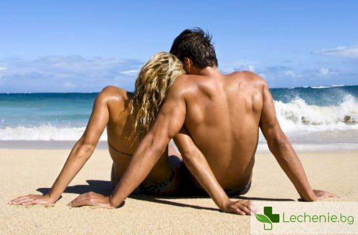 Секс - за какво мечтаят мъжете
