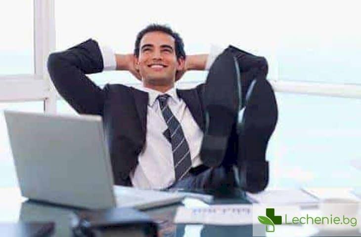 Ето защо повечето мъже си фантазират секс, когато са на работа