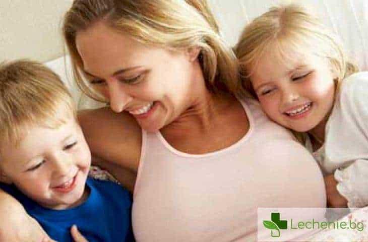 Семейство с две деца - толкова ли е просто всичко