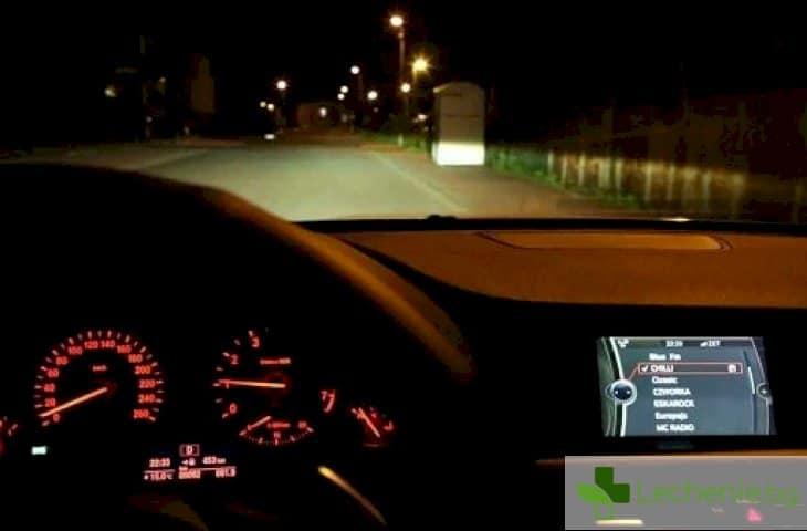 Как да не заспим зад волана