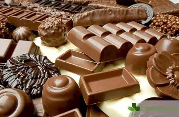 Защо шоколадът е полезен и необходим за децата?