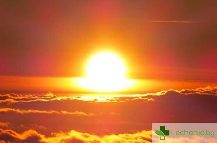 Предпазва ли слънчевата светлина от затлъстяване и диабет?