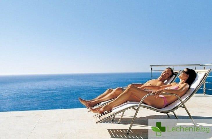 Слънчевите изгаряния понижават риска от рак на кожата?