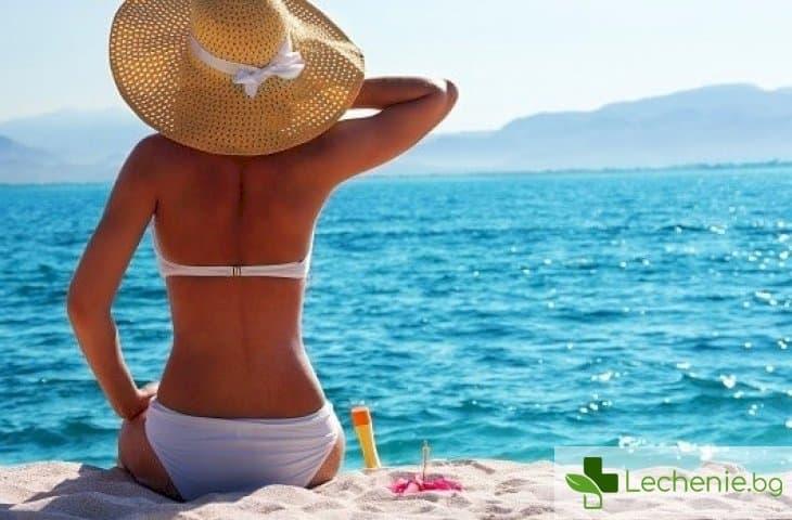Откриха нов начин, който спасява кожата от катастрофалното въздействие на слънцето