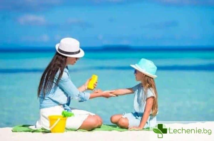 Удар под кръста - слънцезащитните кремове в пъти по-вредни от слънцето
