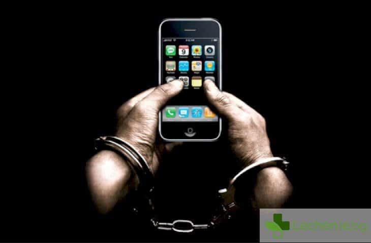 Какво е смартфон зависимост?