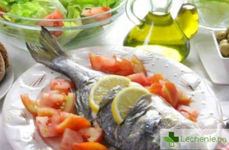 Увеличава ли средиземноморската диета продължителността на живота