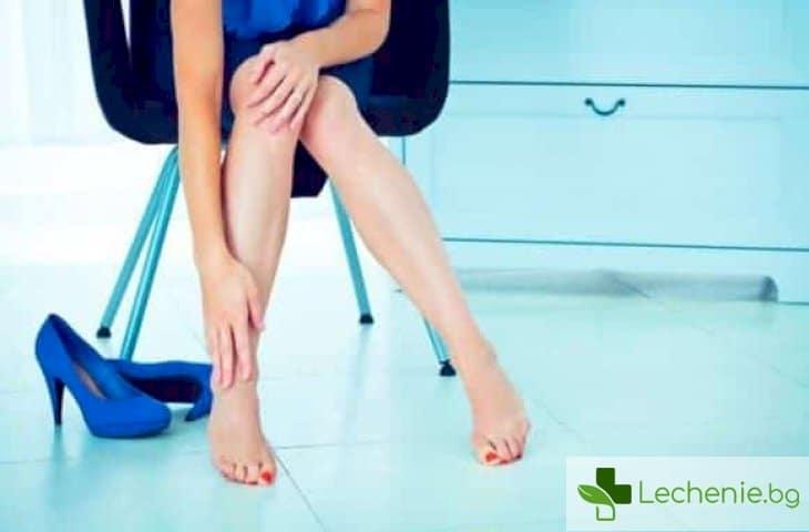 Болки в стъпалата - топ 10 причини