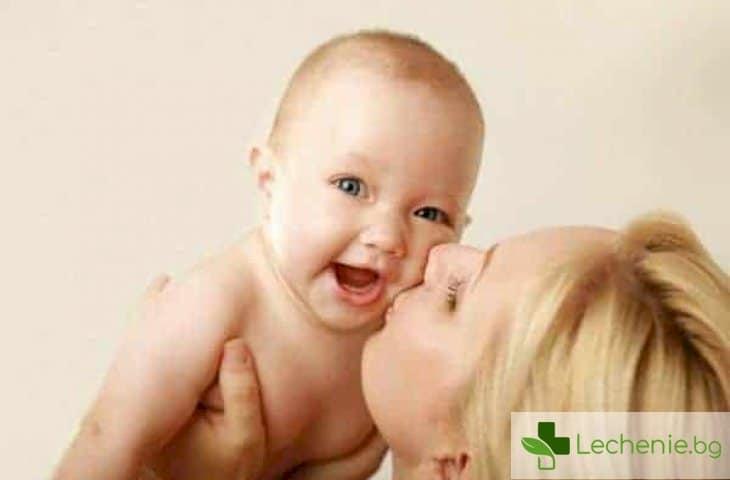 Суха кожа при бебета - какви са причините