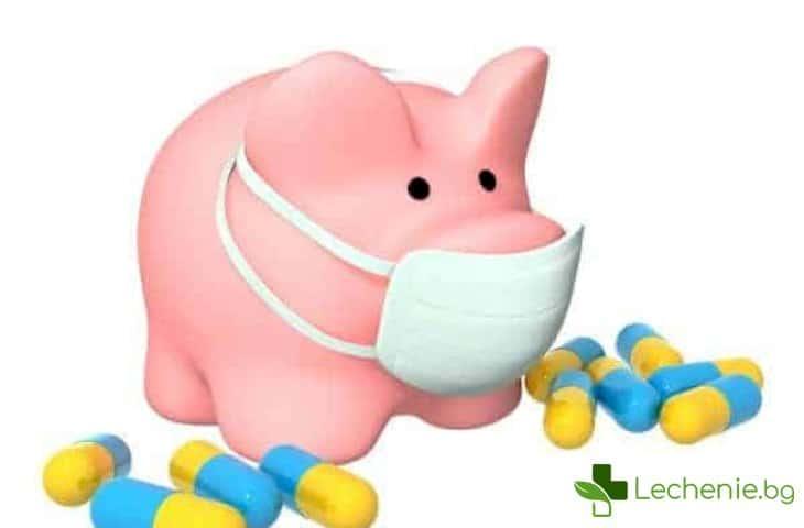 Свински грип - главоболие при децата, при болните от сърце избива студена пот