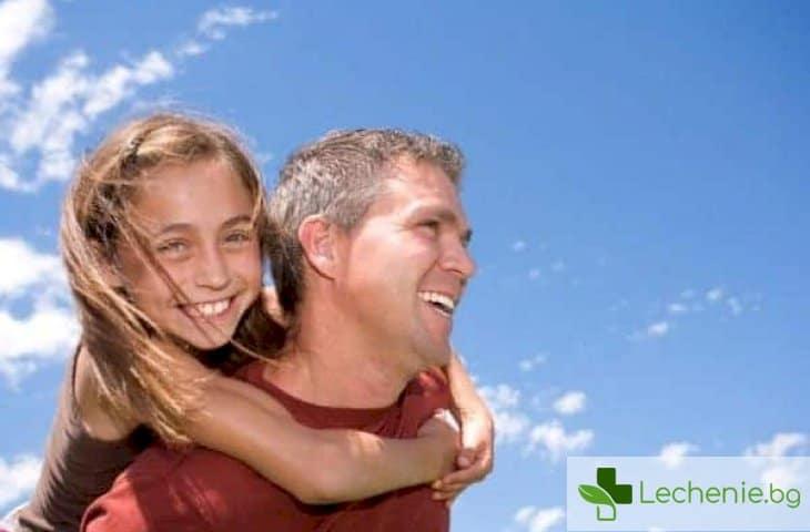 Ето как пълните татковци докарват рак на гърдата на своите дъщери
