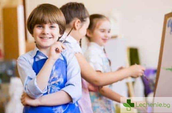 Топ 5 трудности при възпитание на надарени деца