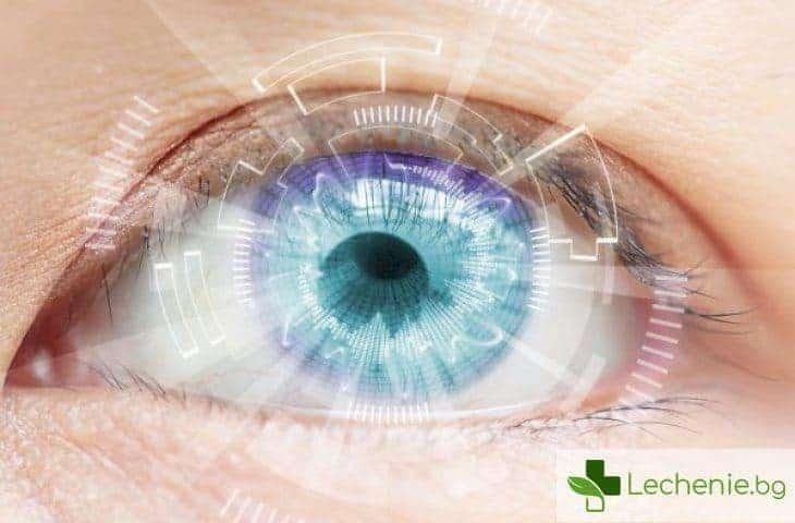 Цветни лещи - очни заболявания, инфекции, риск от травми