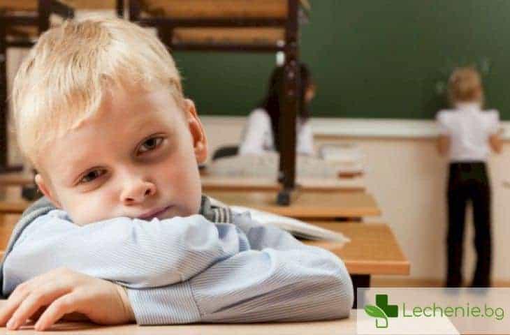 Странности на първокласника - до колко са нормални