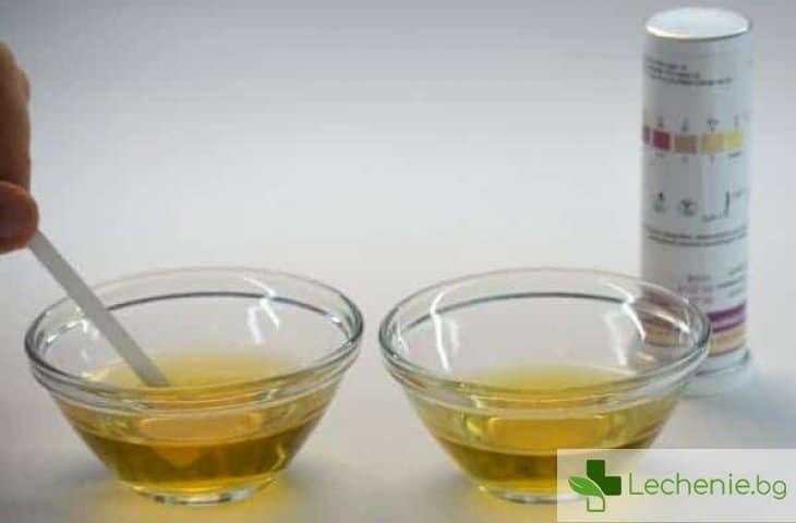 Защо се появяват кетони в урината
