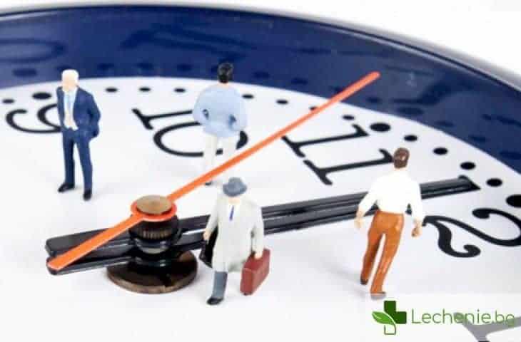 Животът по часовник - гаранция за феноменален успех