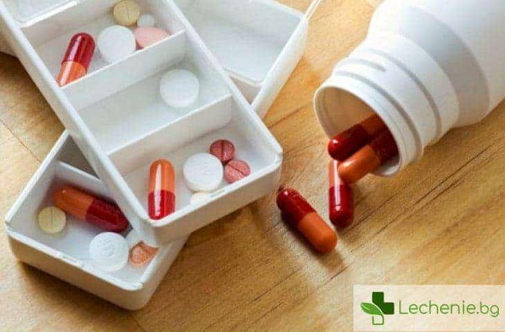 Как приемът на лекарства влияе на зъбите и на устната кухина
