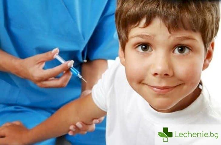По въпроса за ваксините коментарите в Интернет са по-убедителни за родителите