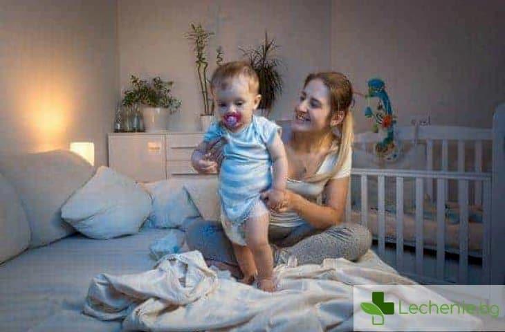 Възстановяване на сили след безсънна нощ - топ 4 съвета за млади майки