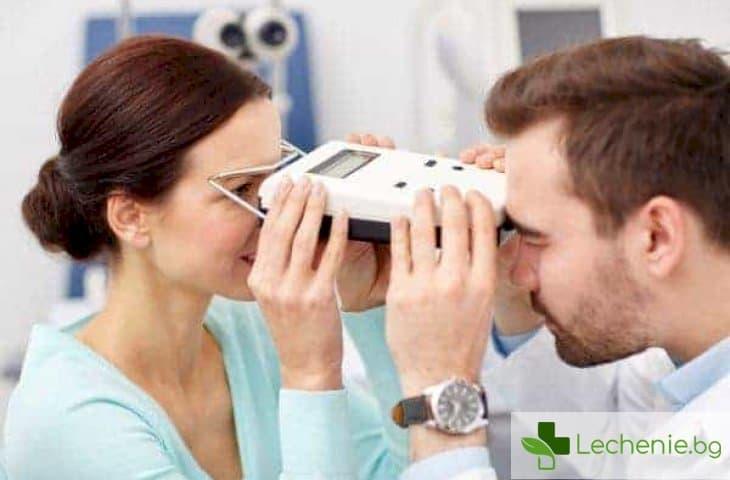 Измерване на вътреочно налягане - показания, методика