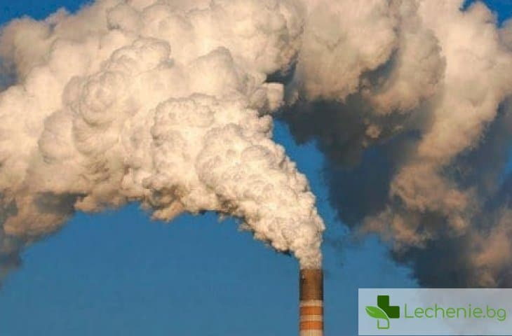 Замърсяването на въздуха в Евросъюза е причина за 600 000 случаи на преждевременна смърт