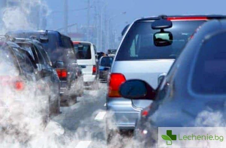 Замърсяването на въздуха е причина за 30% от инсултите