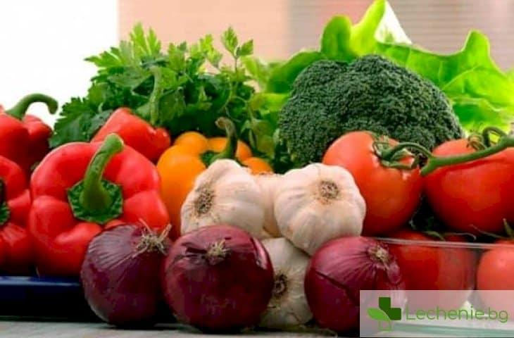 Ето как вегетариаците рискуват да си докарат язва на стомаха