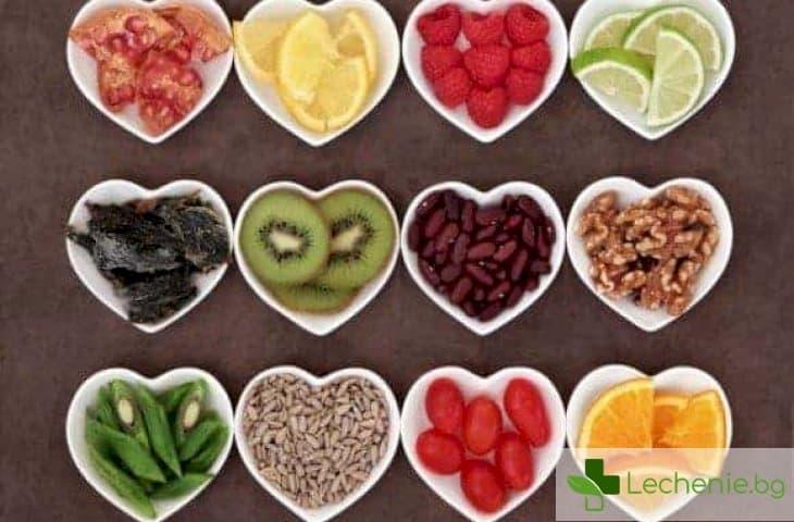 Топ 10 на най-полезните витамини и минерали за сърцето