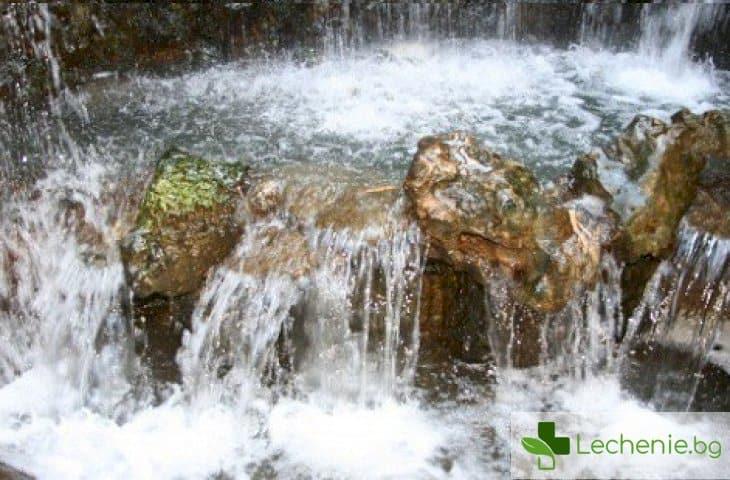 Забравените целебни свойства на студената вода