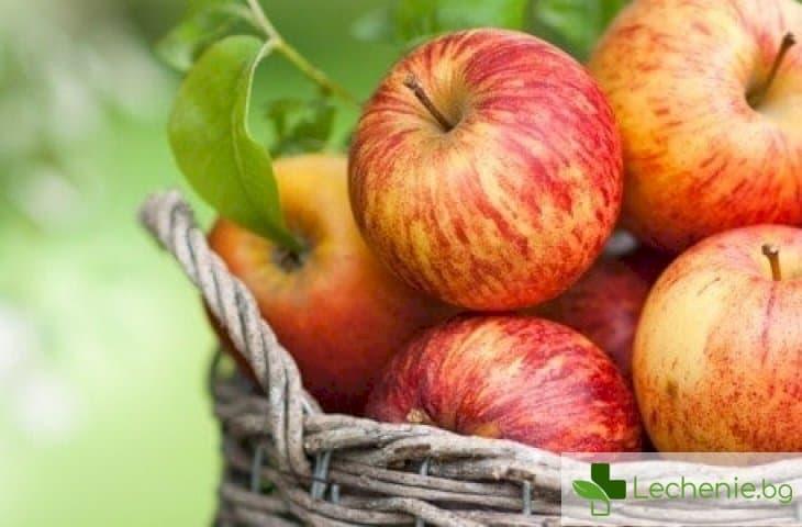 Консумацията на ябълки увеличава продължителността на живота