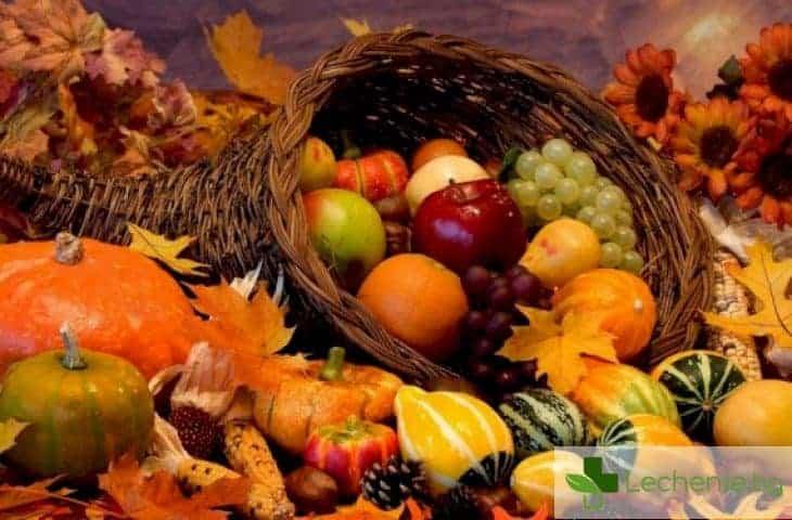 Сезонни лакомства - какви дарове на природата не са за изпускане