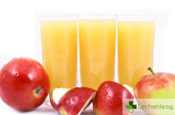 Топ 6 на полезните здравето свойства на ябълковия сок