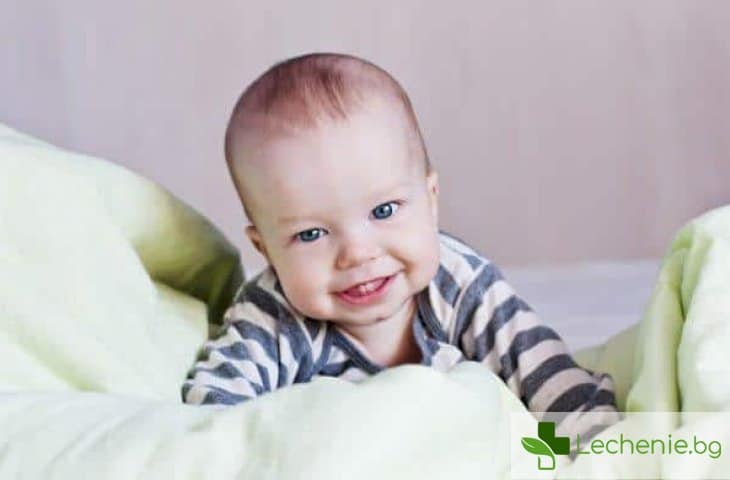 Забавено никнене на зъби при деца - причини