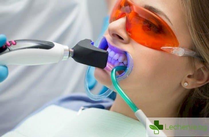 Опасни последствия от избелване на зъби - зъбобол, риск от пулпит