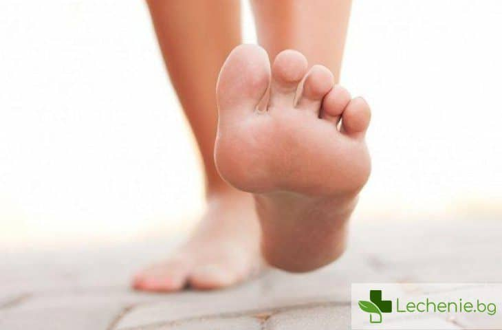 Топ 5 най-разпространени заболявания на стъпалата