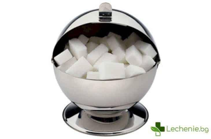Защо захарта е по-вредна от солта?