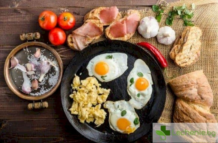 7 вкусни белтъчни закуски за тези, които отслабват