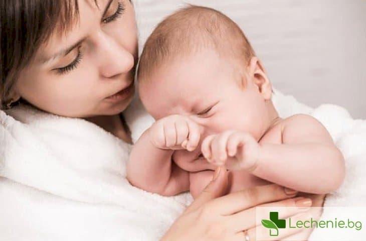 Запек при новородено - причини, профилактика и лечение