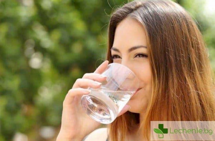 Кога ТРЯБВА да пием вода - запек, сухота на кожата, умора